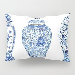 GINGER JAR TRIO Pillow Sham