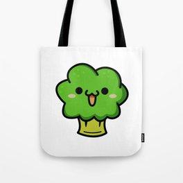 Cute broccoli Tote Bag