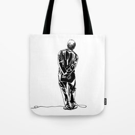 Liam Gallagher Oasis Tote Bag