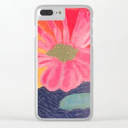 Mother's Day - Painting by young artist with Down syndrome Clear iPhone Case