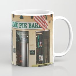 The Original Key Lime Pie Bakery Coffee Mug