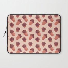 Acorns Pattern Laptop Sleeve
