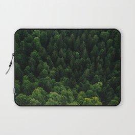 Swiss forest Laptop Sleeve