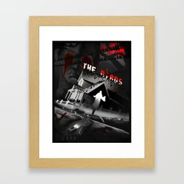 The Birds Framed Art Print