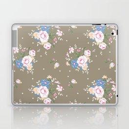 Heirloom Rose - Raw Umber Laptop & iPad Skin
