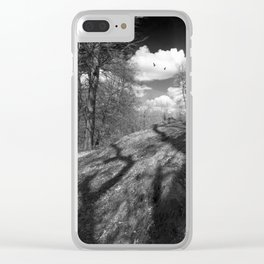 Carrion Clear iPhone Case