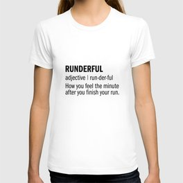 RUNDERFUL T-shirt