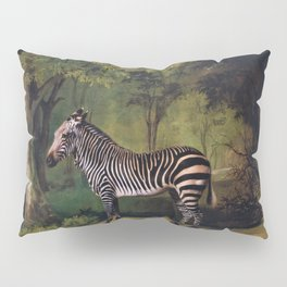 Zebra - George Stubbs Pillow Sham