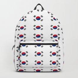 flag of south korea 2 -korea,asia, 서울특별시,부산광역시, 한국,seoul Backpack