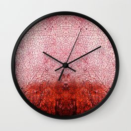 Germs Wall Clock