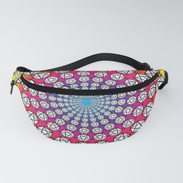 Pentacle Infinity Fanny Pack