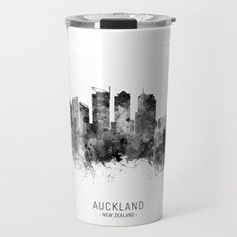 Auckland New Zealand Skyline Travel Mug