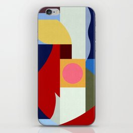 Geometric Art XV iPhone Skin
