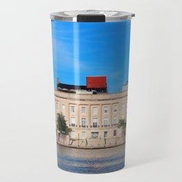 Custom House Travel Mug