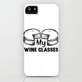 My Wine Classes Wine Fun 2020 iPhone Case