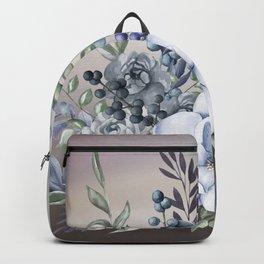 Winter Rose Backpack