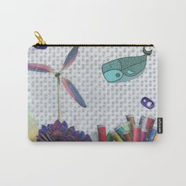 Skipping School Carry-All Pouch