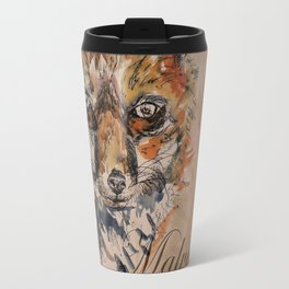 Malvern Fox Travel Mug