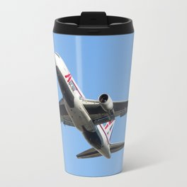 ABX Air Boeing 767-232(BDSF) Miami Take-off Florida Airplanes  Travel Mug