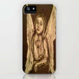 Doing Time iPhone Case