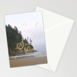 The Smuggler's Cove Stationery Cards