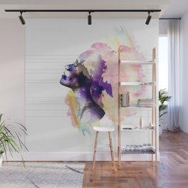 Take a breath Wall Mural