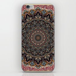 Something More Mandala iPhone Skin