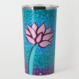 You Can and You Will - Lotus Travel Mug