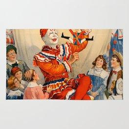 Ringling Circus Rug