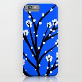 Vietnamese Cherry Blossom iPhone Case