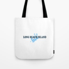 Long Beach Island - New Jersey. Tote Bag
