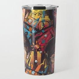 Yellow Submarine Travel Mug