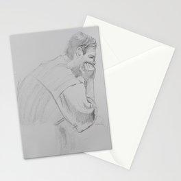 Matthew Sulking Stationery Cards