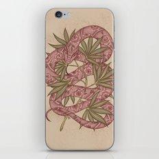 The snake iPhone & iPod Skin