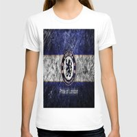 chelsea T-shirts featuring CHELSEA by Acus