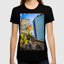 Auckland City in Autumn. T-shirt