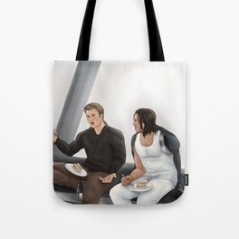 happy birthday, Buck Tote Bag