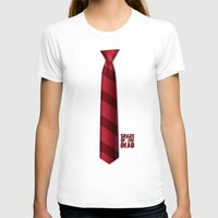 shaun of the dead T-shirts featuring SHAUN OF THE DEAD by VineDesign