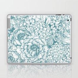 Floral Pattern 18 Laptop & iPad Skin