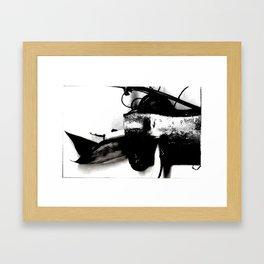 REPAIR / 01 Framed Art Print
