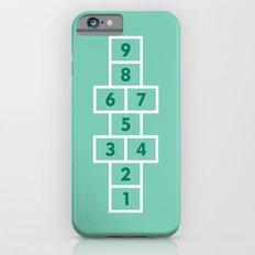 Hopscotch Mint iPhone 6s Slim Case