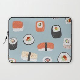 Sushi Roll Maki Nigiri Japanese Food Art Laptop Sleeve