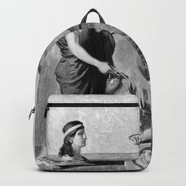 Constantin Hansen - Apollo and Pythia Backpack