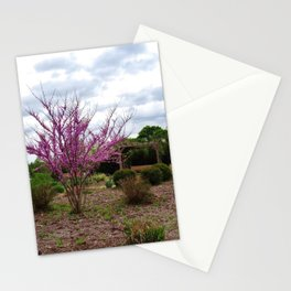 Park Setting 2 Stationery Cards