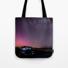 Nocturnal Subaru Tote Bag