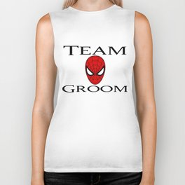 Team Groom Spider 2 Man Biker Tank