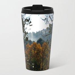 Winter's Colours Travel Mug