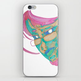 Are you for real? iPhone Skin