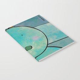 Orotoni from Uranus (Corn) Notebook