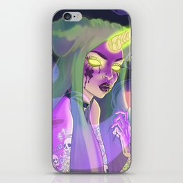 Yes. I Exist iPhone Skin